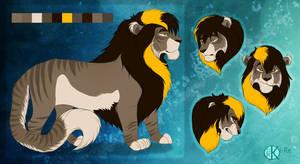 Custom Character FuzzyMaro
