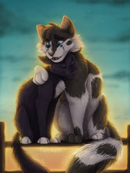 Ravenpaw and Barley