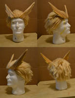 Wig Commission - All Might