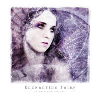 Enchanting . Fairy by trappedillusions