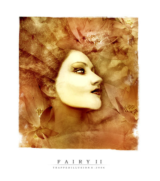 Fairy II by trappedillusions