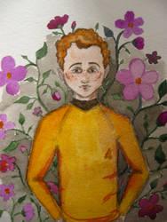 ST: Chekov by fairydaria