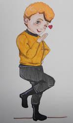 ST: Chekov 2 by fairydaria