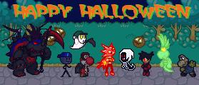 Happy Halloween by Blistinaorgin