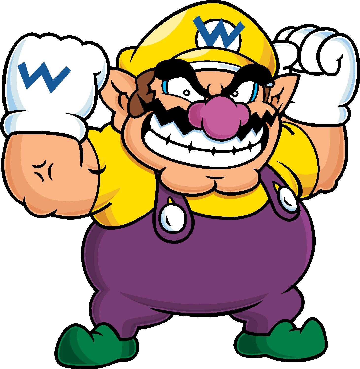 which of wario s looks do you prefer ign boards