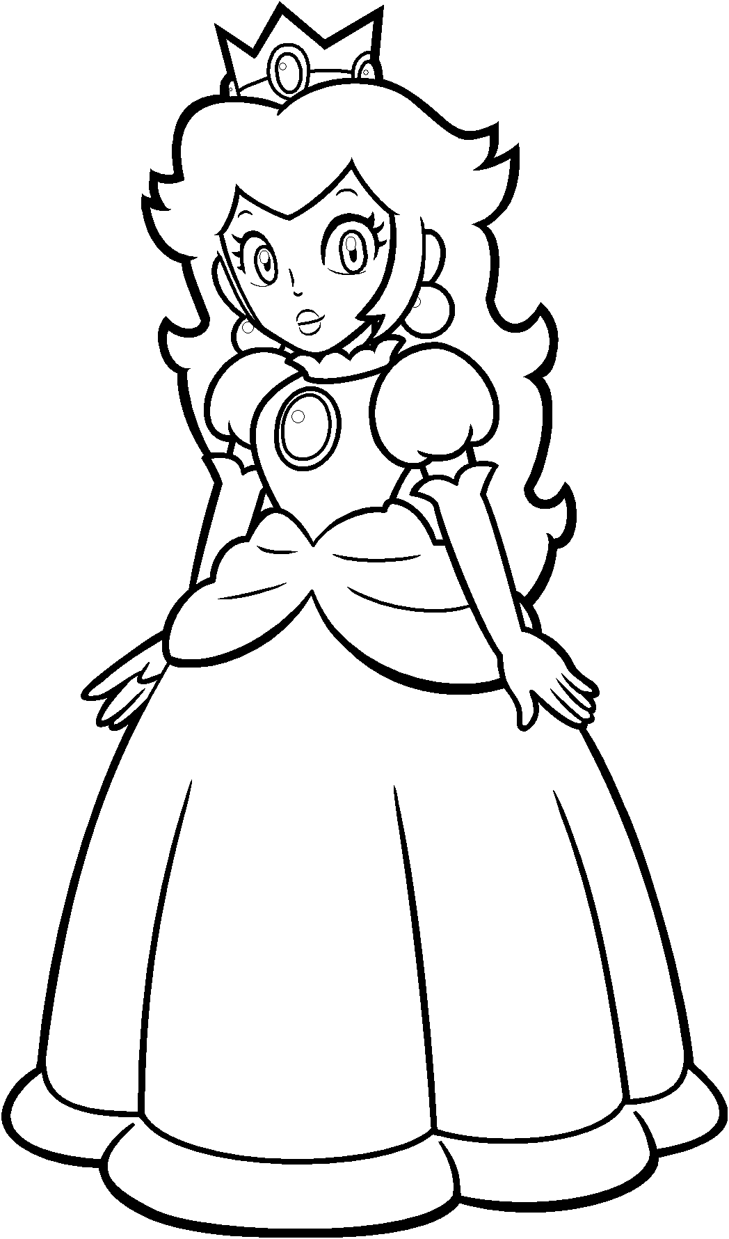 peach printable coloring pages - photo#19