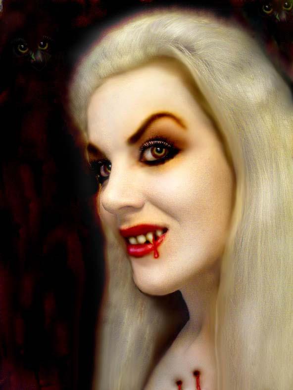 VampireIzi by Izilja