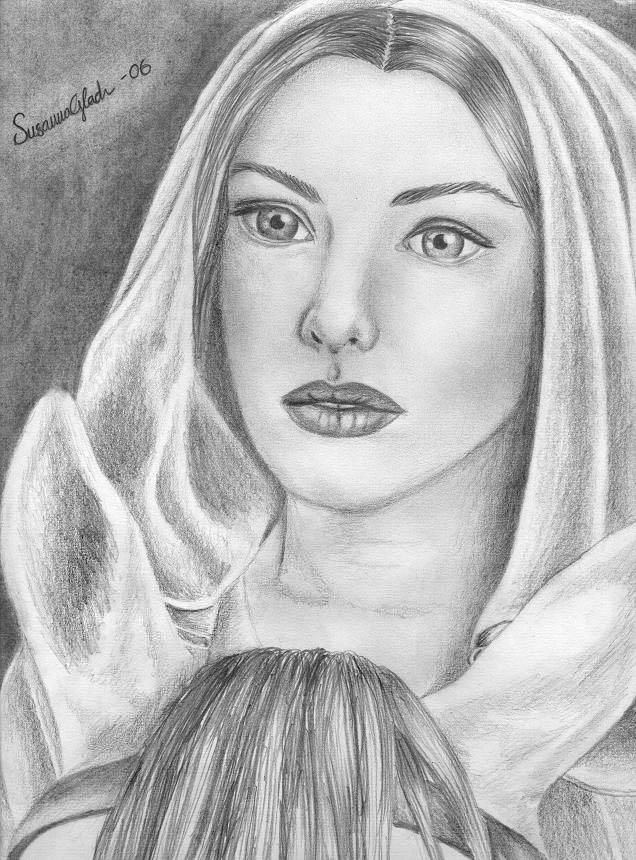 Lady Arwen by Izilja