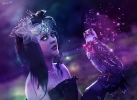 Princess Elvira by LaVolpeCimina