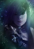 Midnight Lady by LaVolpeCimina