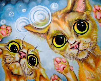 bubbles by oliecannoligriffard