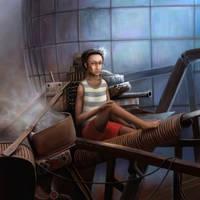 Scrapyard Queen by hectigo
