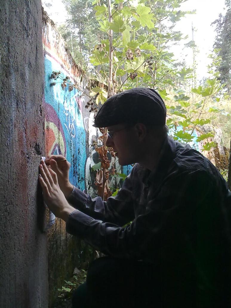 Overgrown Bunker by hectigo