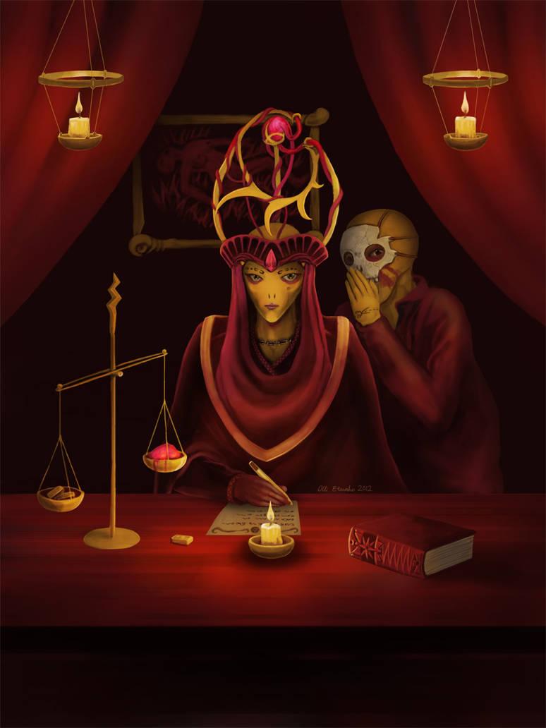 Judge of Hearts