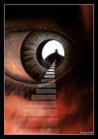 Stairway of the Mind by hectigo