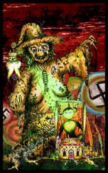 Heavy Gretel by danevilparker