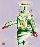 Robot - Lost in Space