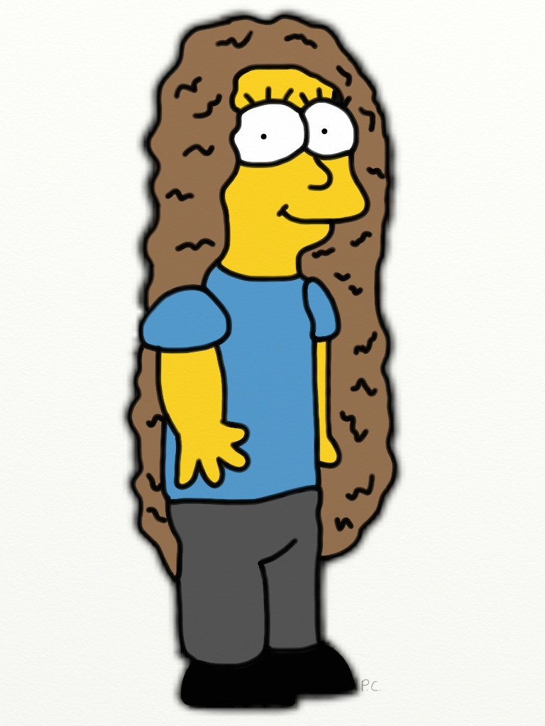 My Simpson Character (young) by Biggest-Bob-Fan-Ever