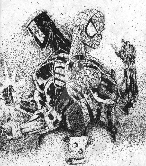 Spiderman - Backlash by PatoCafe