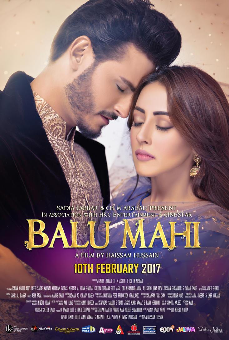 Balu Mahi - Romantic Poster by deaddevil