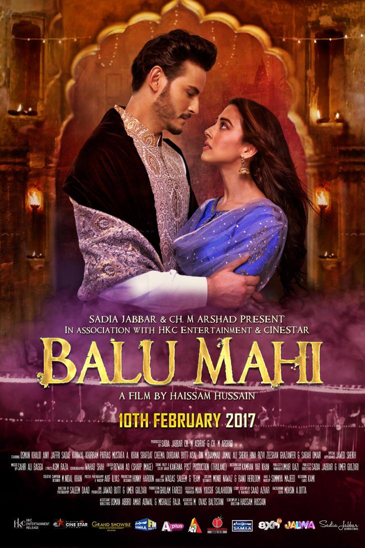 Balu Mahi - Eternal Love Poster by deaddevil