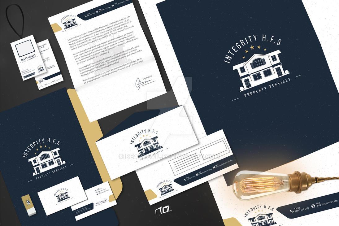 Integrity HFS - Property Services by deaddevil