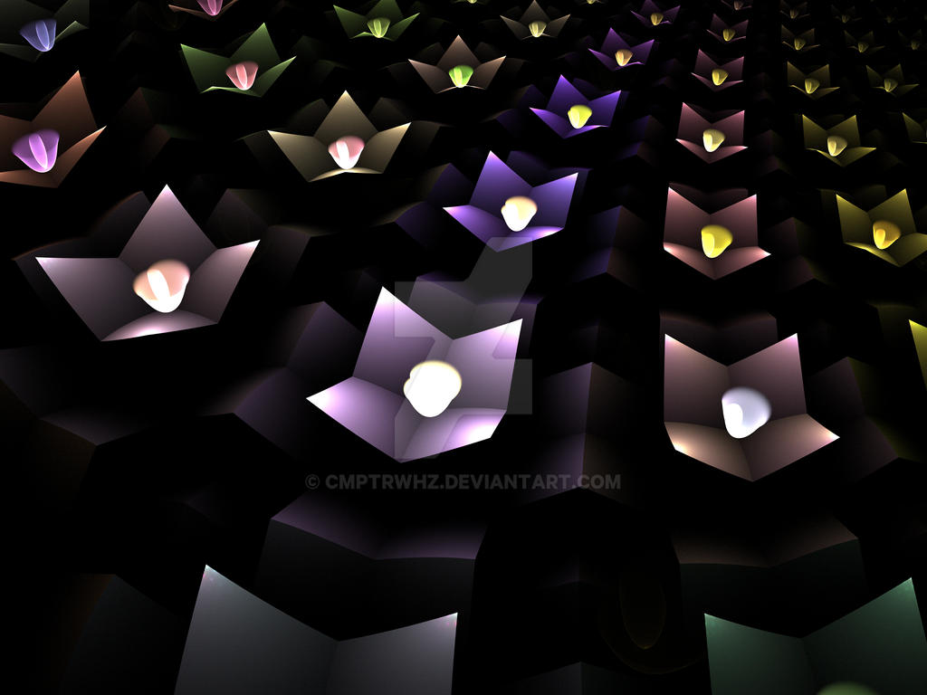 Japanese Origami Candle Holder by cmptrwhz on DeviantArt