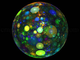 Bubbles Marble by cmptrwhz