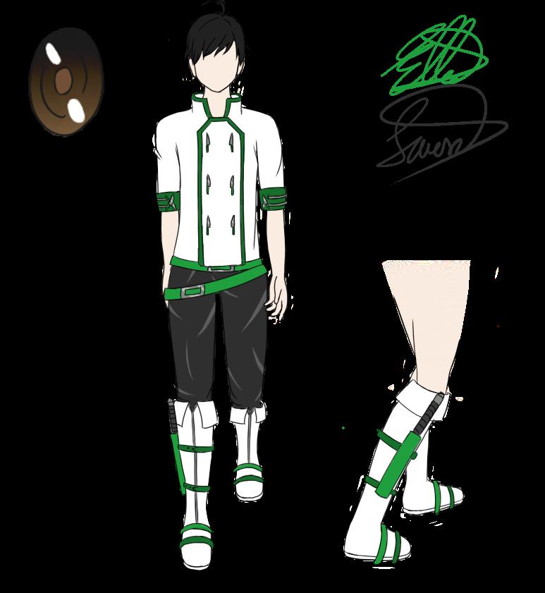 Dice outfit by xXSword-ChanXx