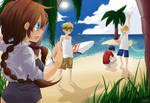 Summer Time by yura-tsuki