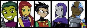 Teen Titans!!!