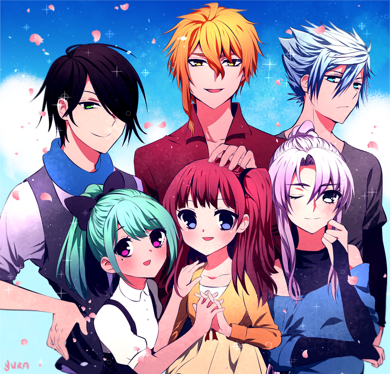 My Kids by yura-tsuki