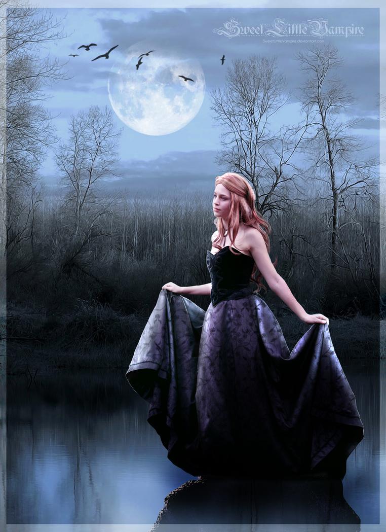 The Nightwalk by SweetLittleVampire