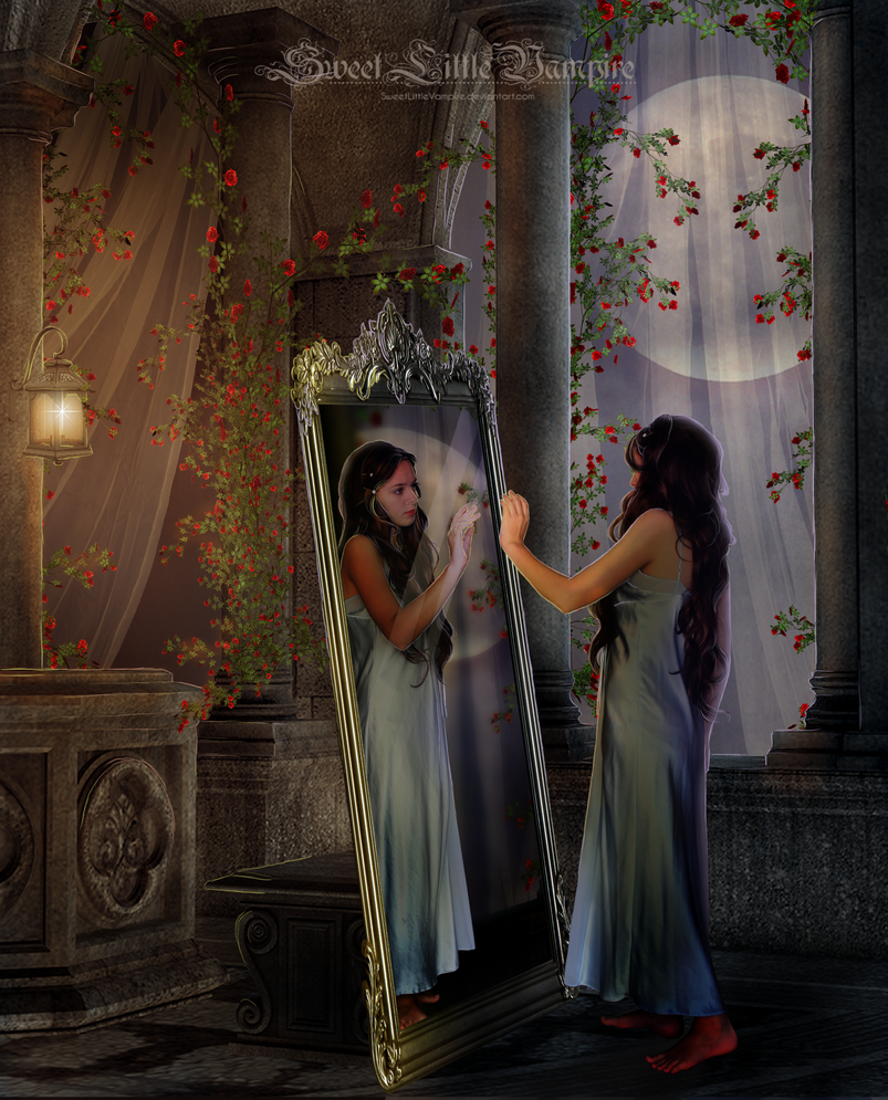 The Mirror by SweetLittleVampire