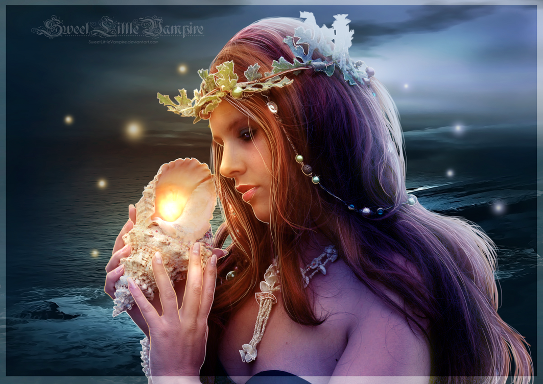 Ocean Secret by SweetLittleVampire
