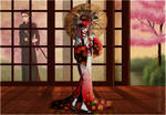 Crimson Geisha