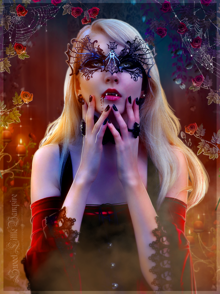 The Dark Is Rising by SweetLittleVampire