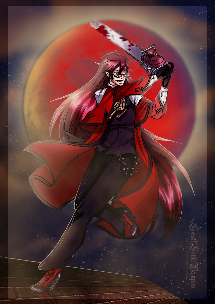 Blood Moon by SweetLittleVampire