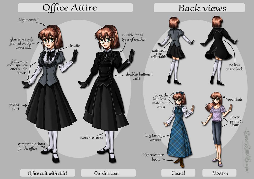 Introducing: Kuroshitsuji OC Catherine Maguire by SweetLittleVampire