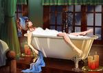 Rub rub rub - Reaper in a tub