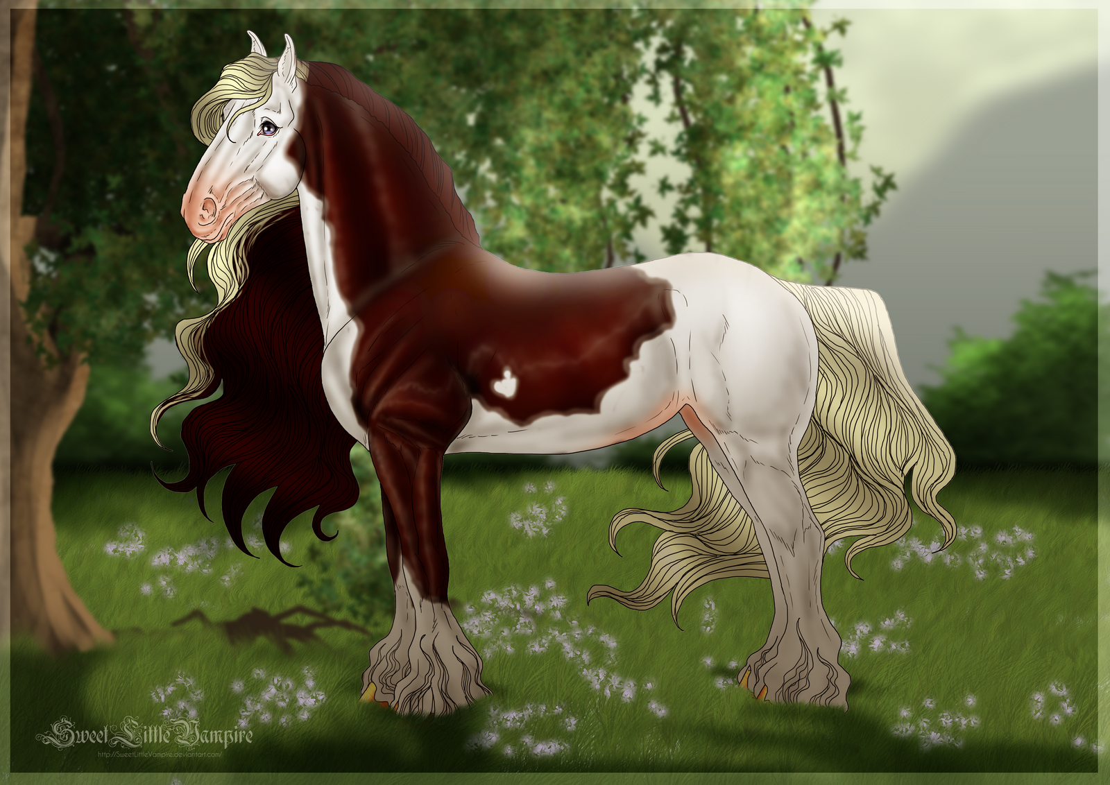 Daughter of the Wind by SweetLittleVampire