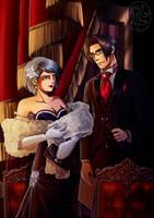 Opera by SweetLittleVampire