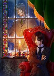 [Godchild Secret Santa] Winter Night