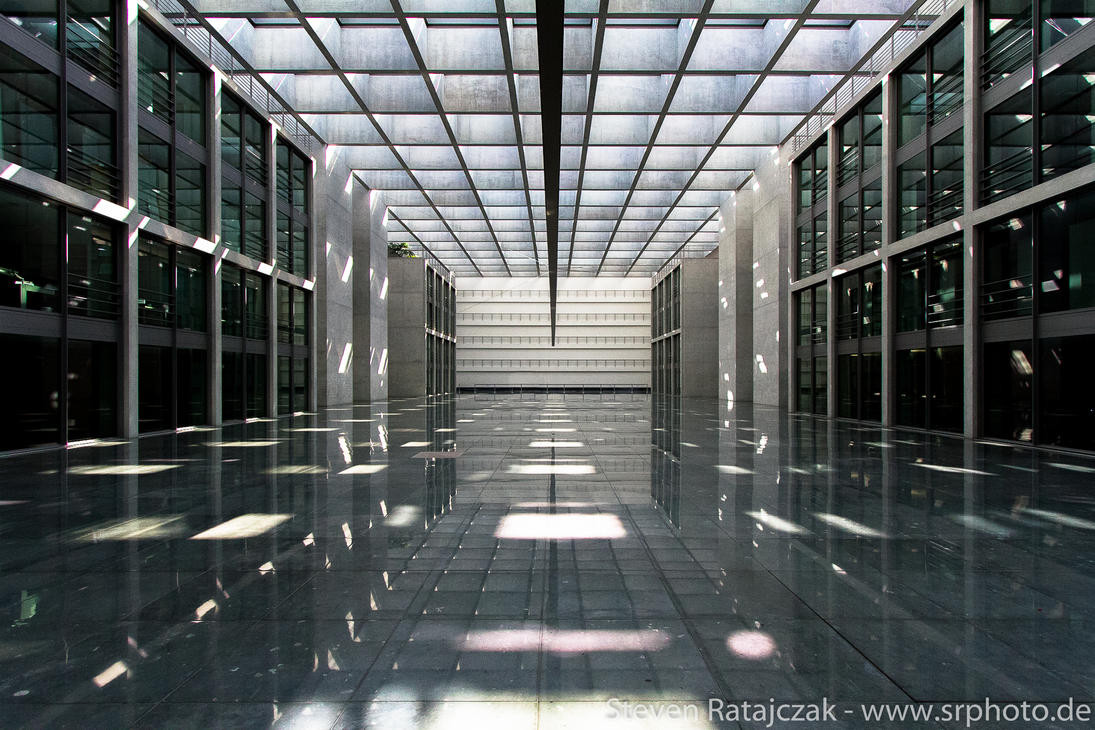 Big Hall by daPerforM