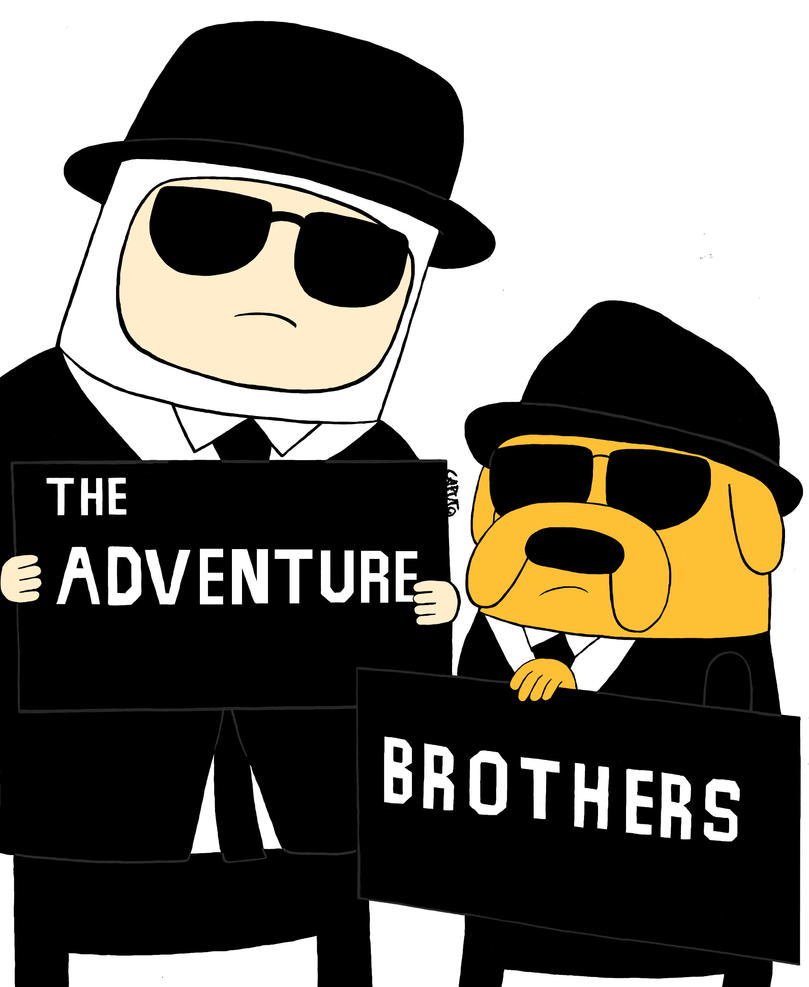 The Adventure Brothers by MrCaputo