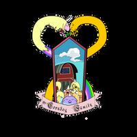 The Corndog Family Heraldic Shield by MrCaputo