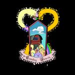 The Corndog Family Heraldic Shield