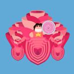 Steven Universe Heraldic Shield