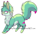 Fox Adopt 2 by Paarasitic