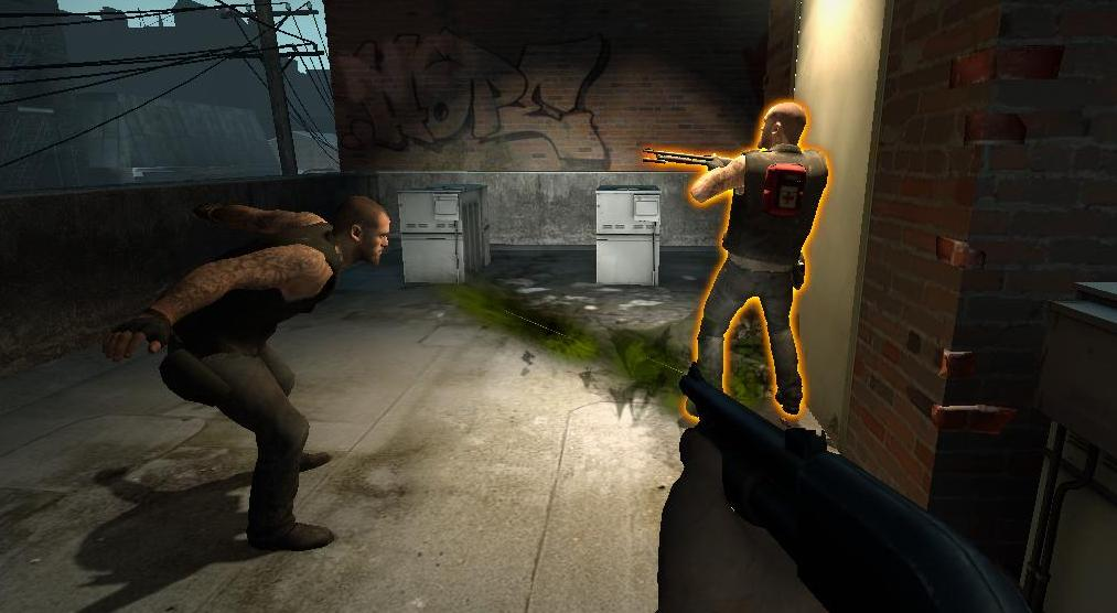 L4D - Francis Pukes on Francis by tankhawk500